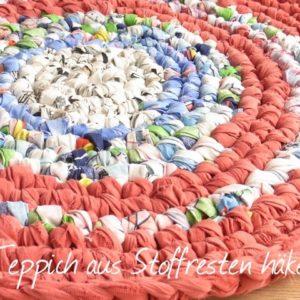 Teppich häkeln