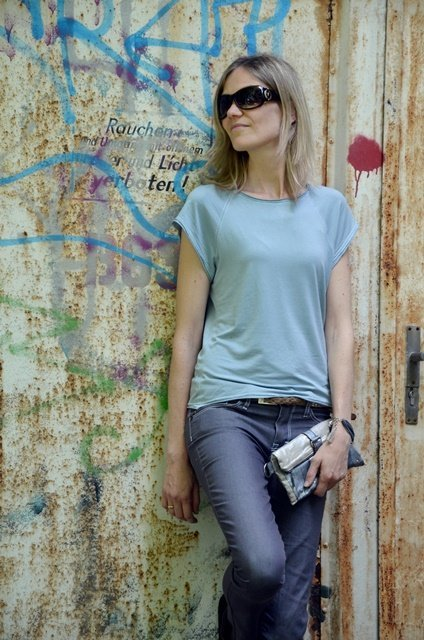 Bethioua als T-Shirt | 2 Kurzarm-Varianten