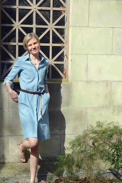 Mara_Shirt_Dress_Jeanskleid_Review