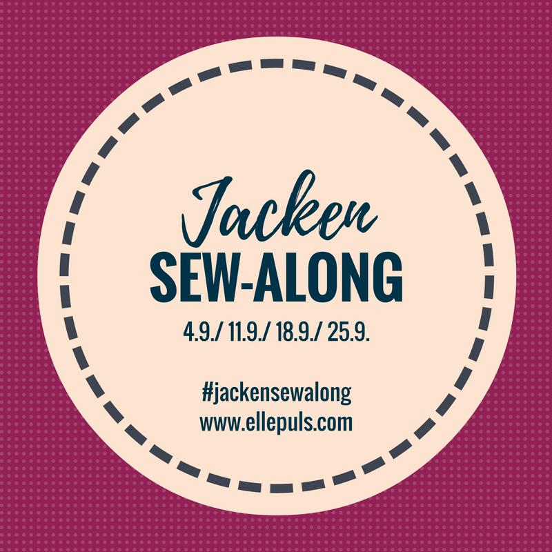 Jacken nähen: SewAlongLogo