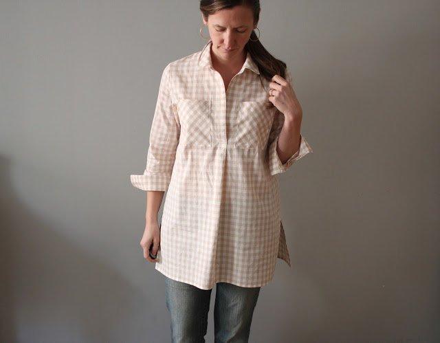 Blusen Schnittmuster – Inspiration für den Blusen-Sew-Along | Elle Puls