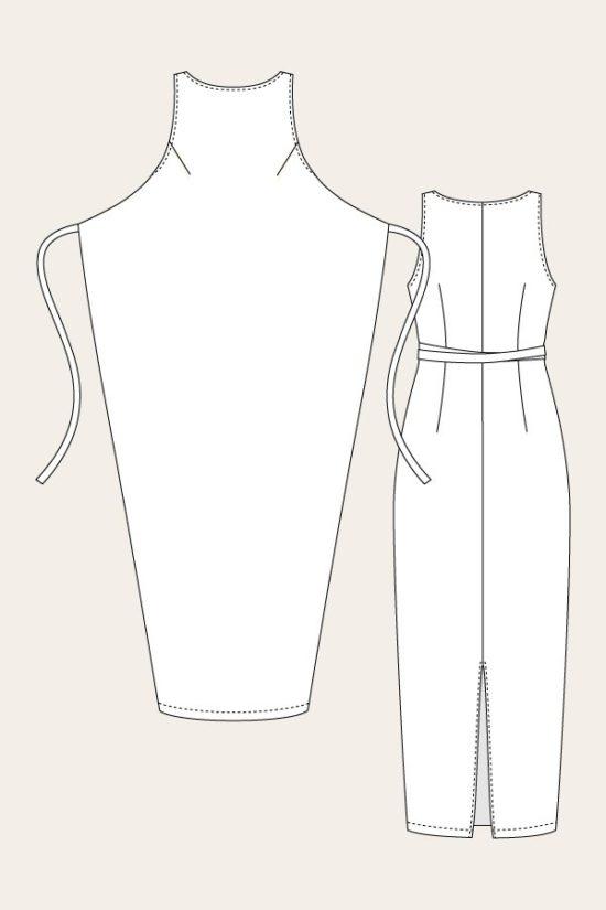 Kielo_Wrap_Dress_ Elle_Puls