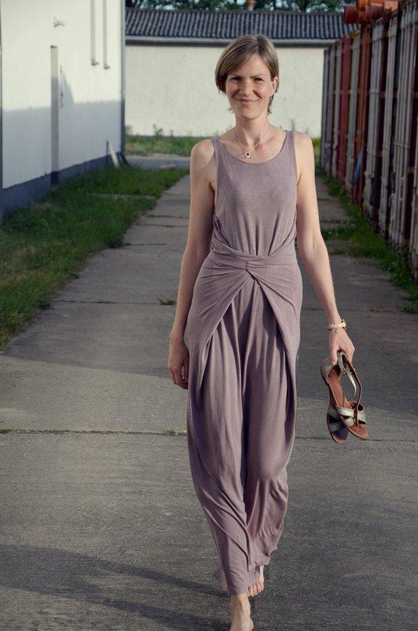 Kielo Wrap Dress freundlich