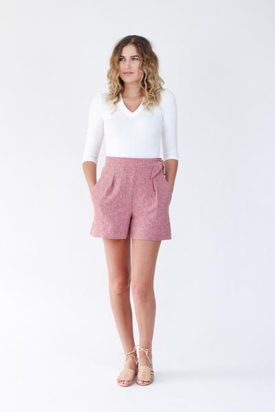 Beine frei! 13 Shorts-Schnittmuster für den Sommer | Elle Puls