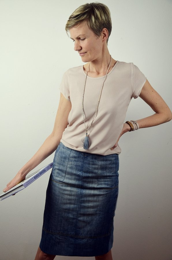 Upcycling_Jeansrock_Freehand_Fashion_Elle_Puls