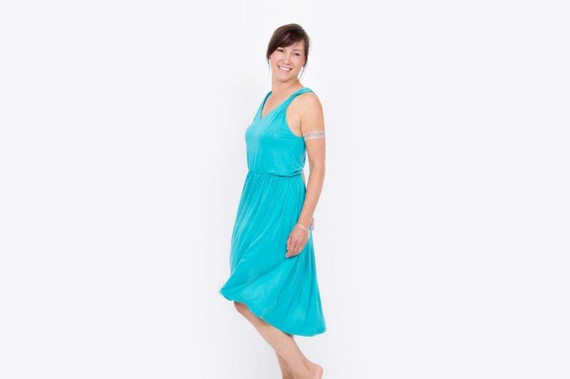 10 sommerliche Jerseykleid Schnittmuster | Elle Puls